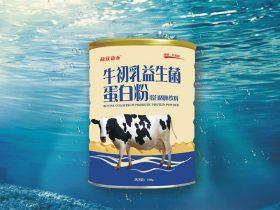 牛初乳益生菌蛋白粉